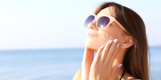 New Study Finds that Sunscreen Improves Your Skin's Appearance
