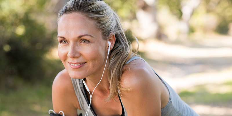 Exercise and Your Skin