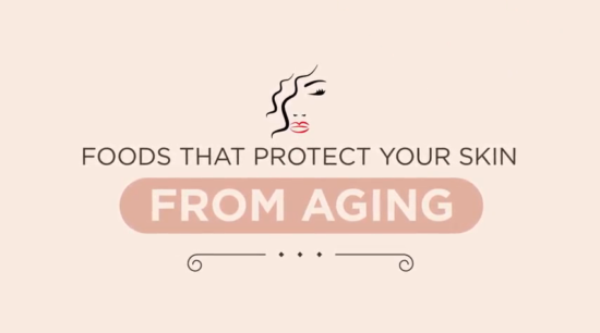 foods and aging skin