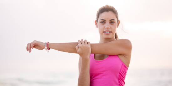 care for your skin before and after exercise