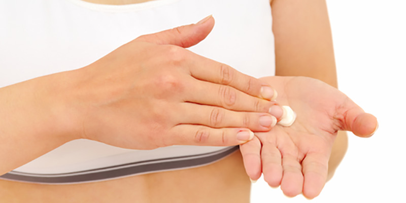 Help for Dry Hands