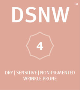 What Is the DSNW Skin Type?