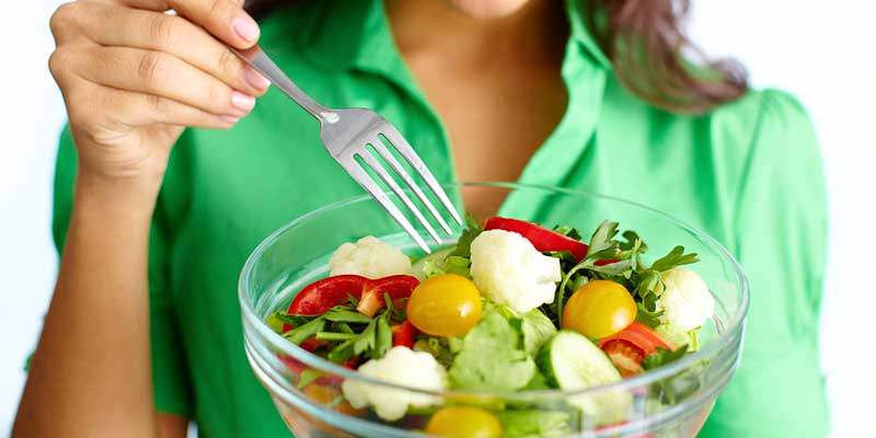 Is Your Diet Affecting Your Skin's Appearance?